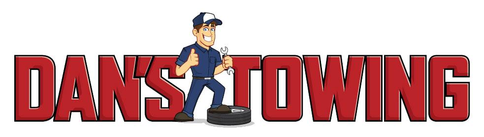 Dan's Towing logo