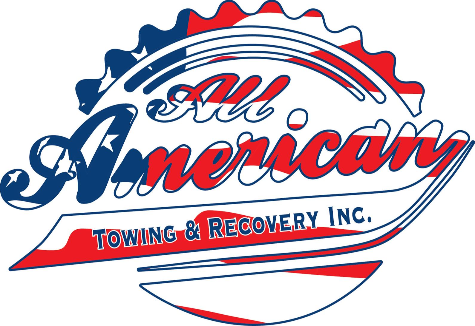 All American Towing & Recovery Inc logo