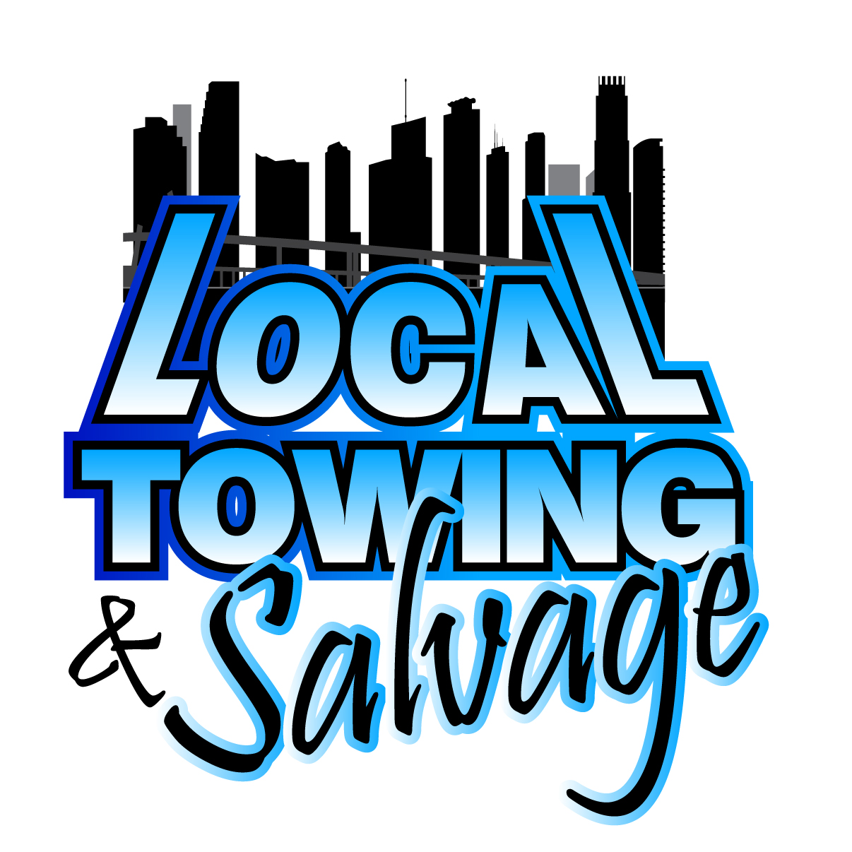 Local Towing & Salvage logo