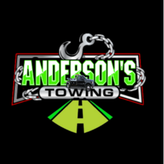 Anderson's Towing logo