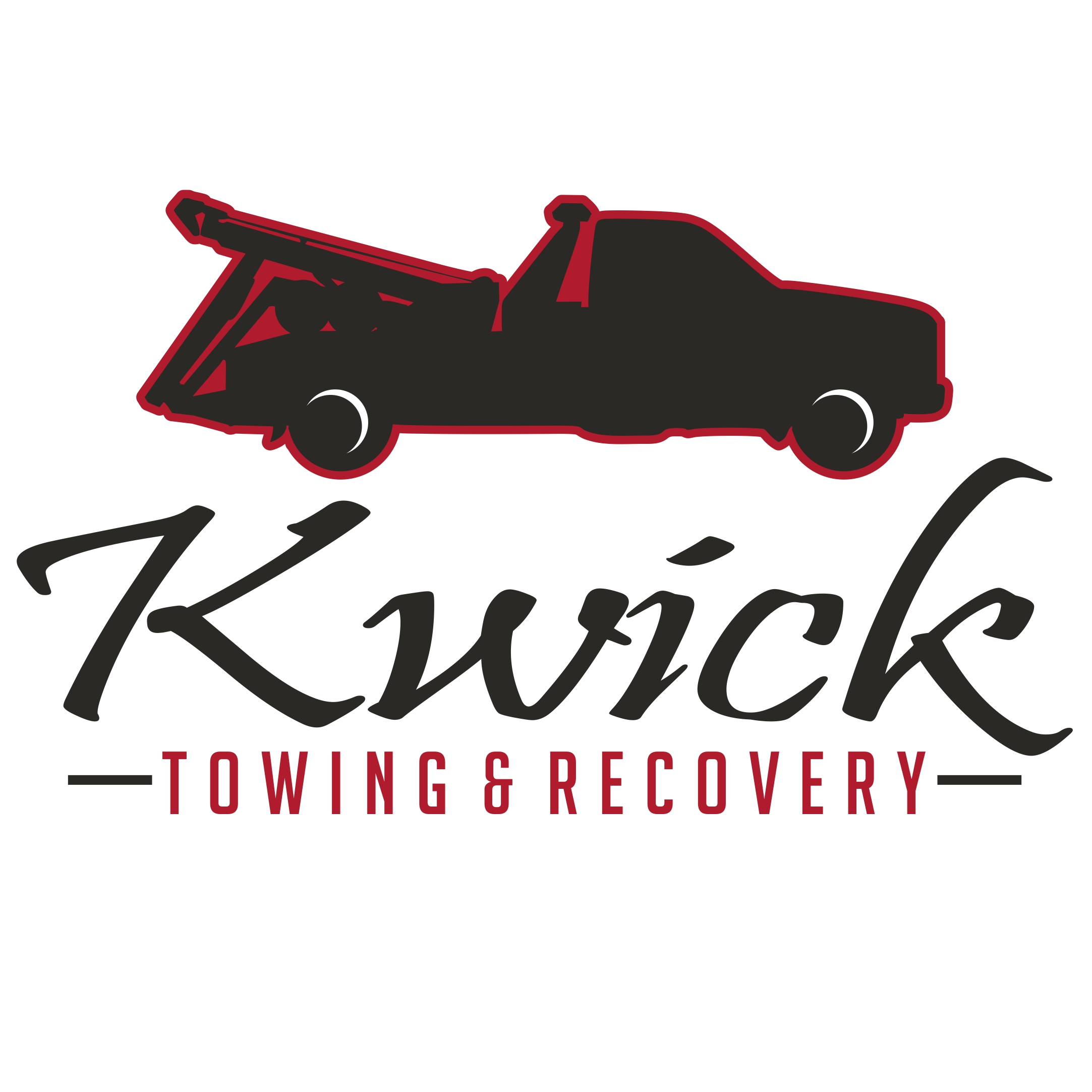 Kwick Towing & Recovery logo