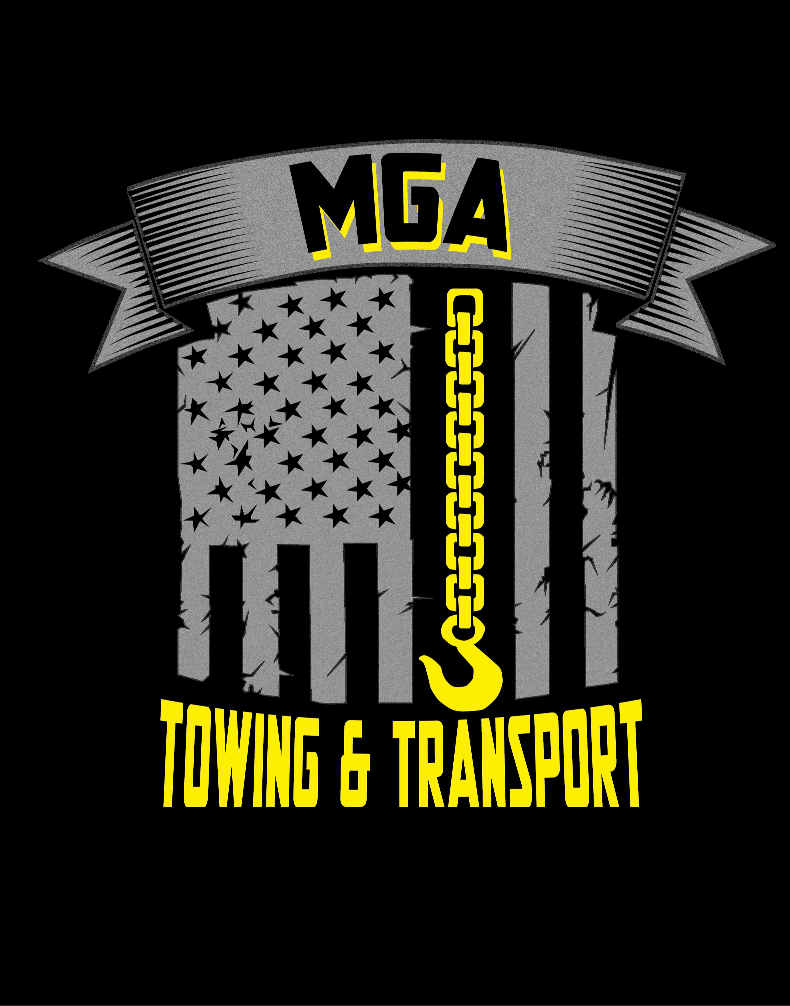 MGA Towing logo