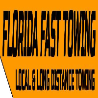 Florida Fast Towing logo