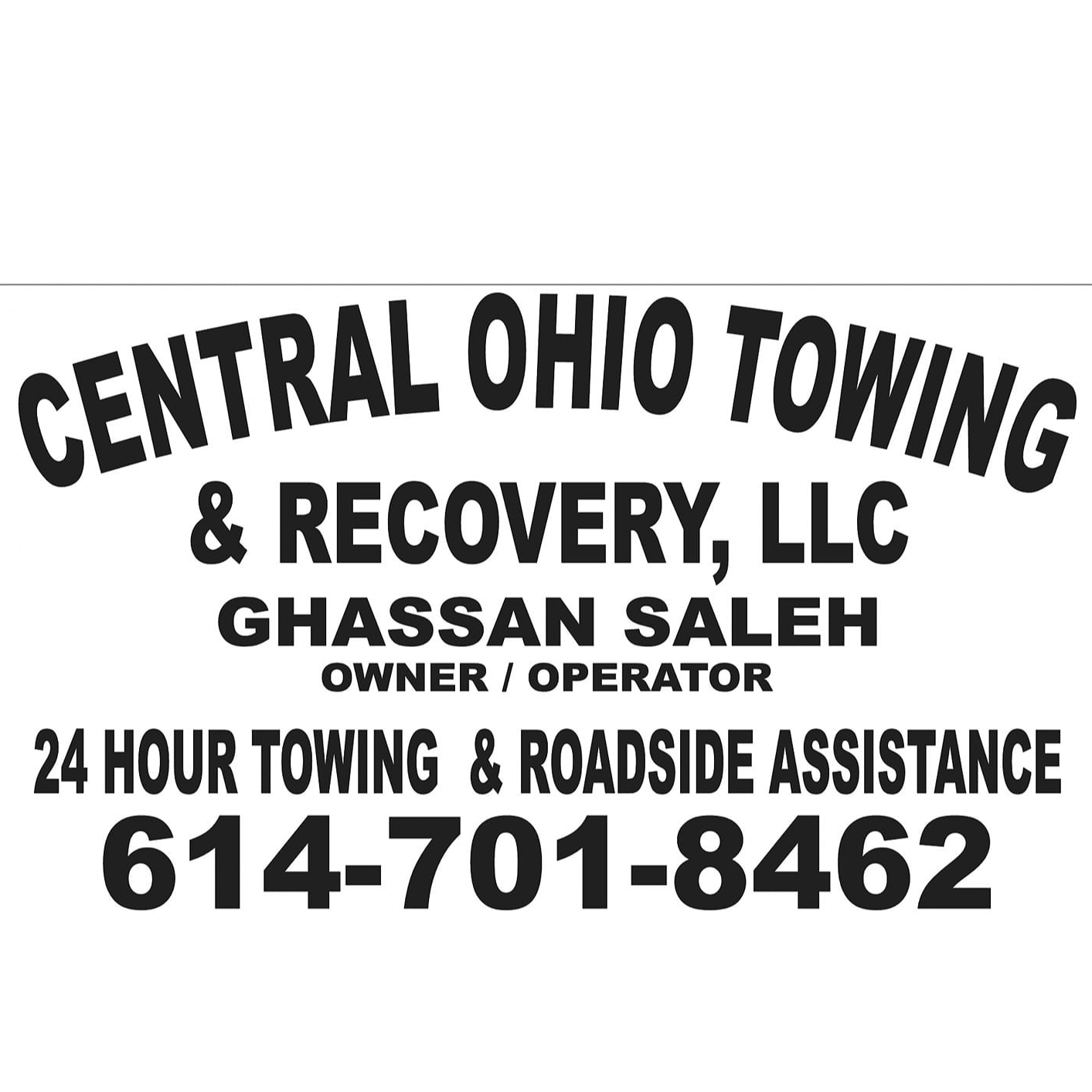 Central Ohio Towing & Recovery logo