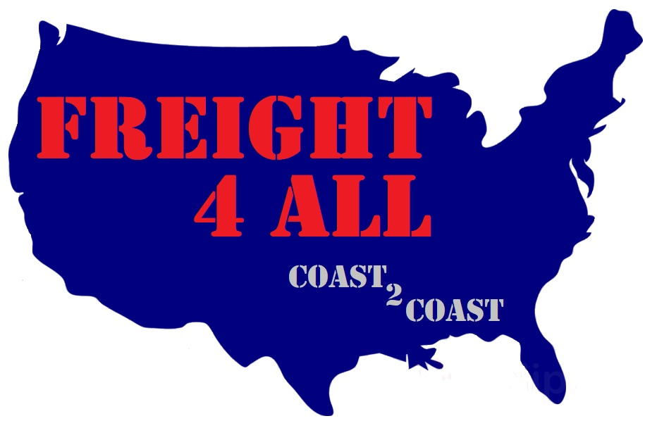 FREIGHT 4 ALL logo