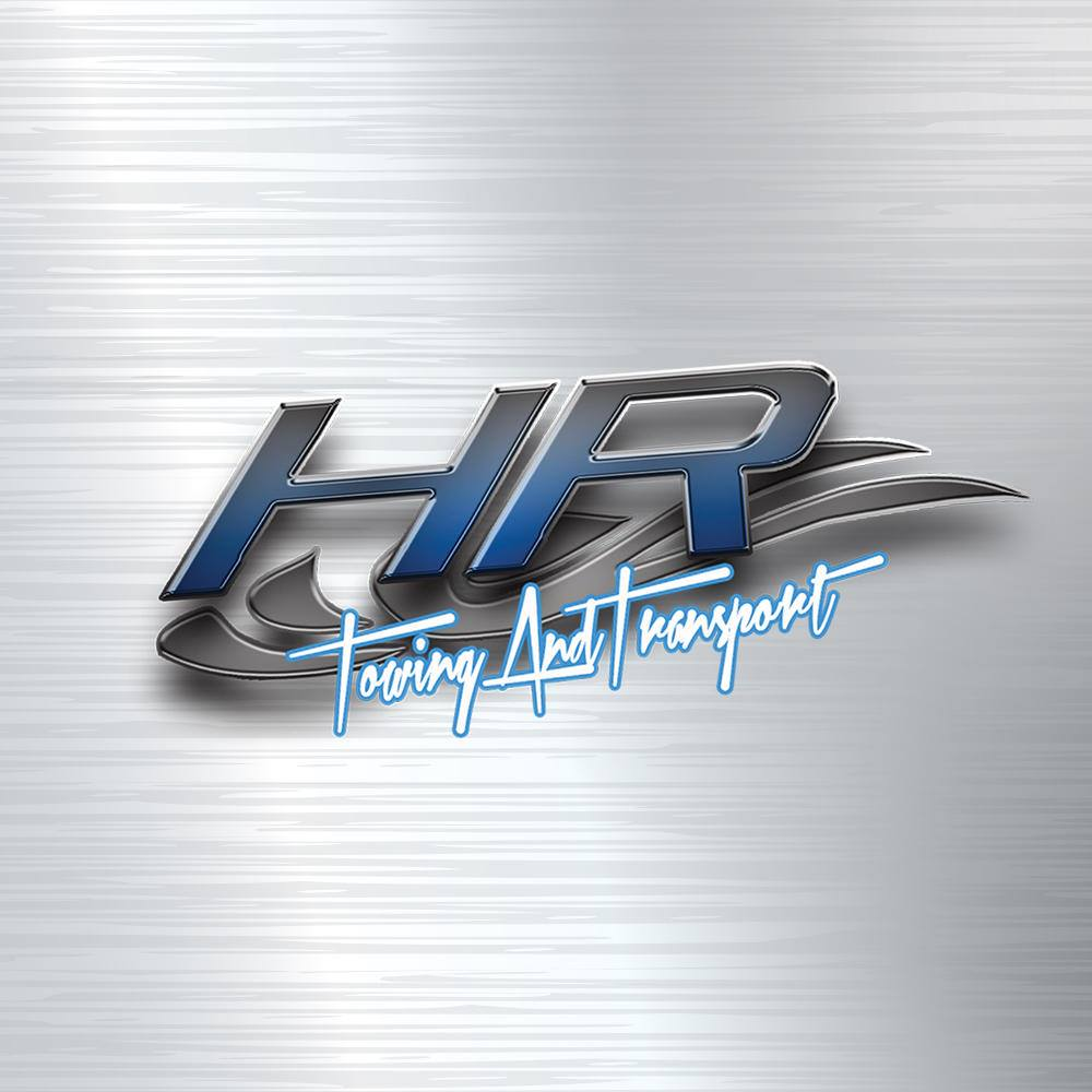 HR Towing & Auto Body logo