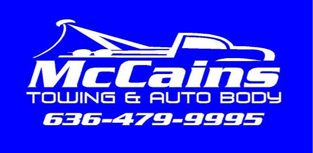McCain's Towing LLC logo