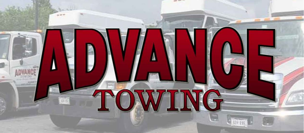 Advance Towing logo