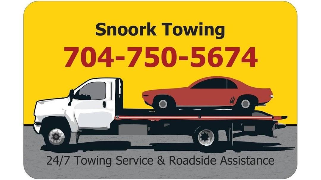 Snoork Towing logo