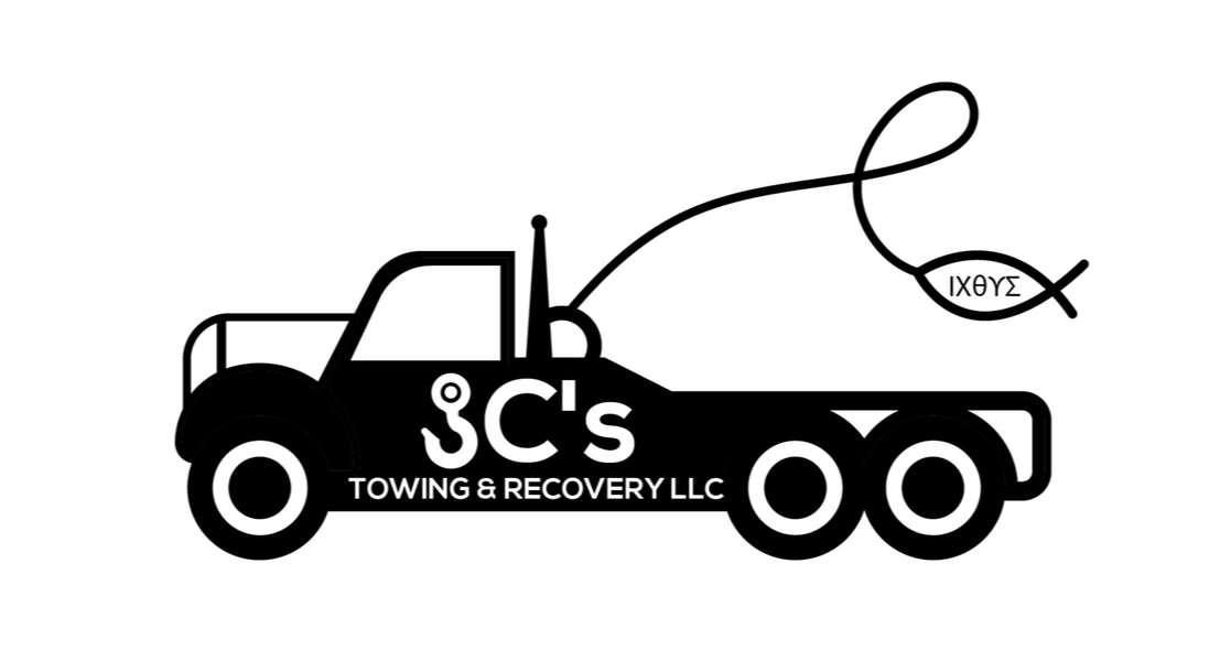 JC's Towing & Recovery logo