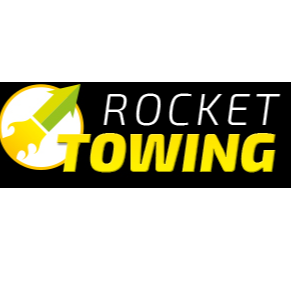 Rocket Towing logo
