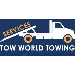 Tow World Towing logo