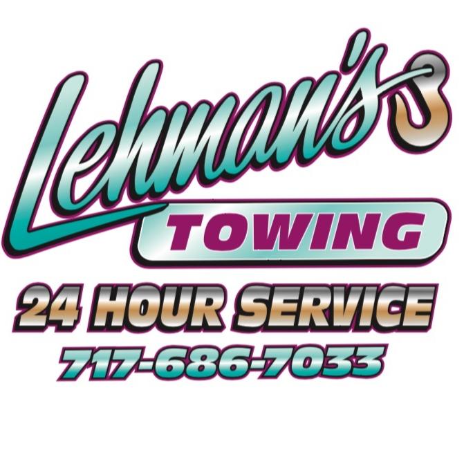 Lehman's Towing logo