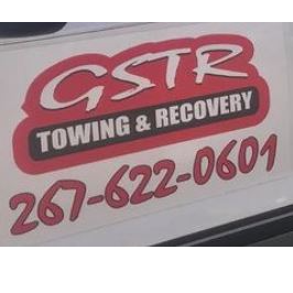 GSTR Towing & Recovery  logo