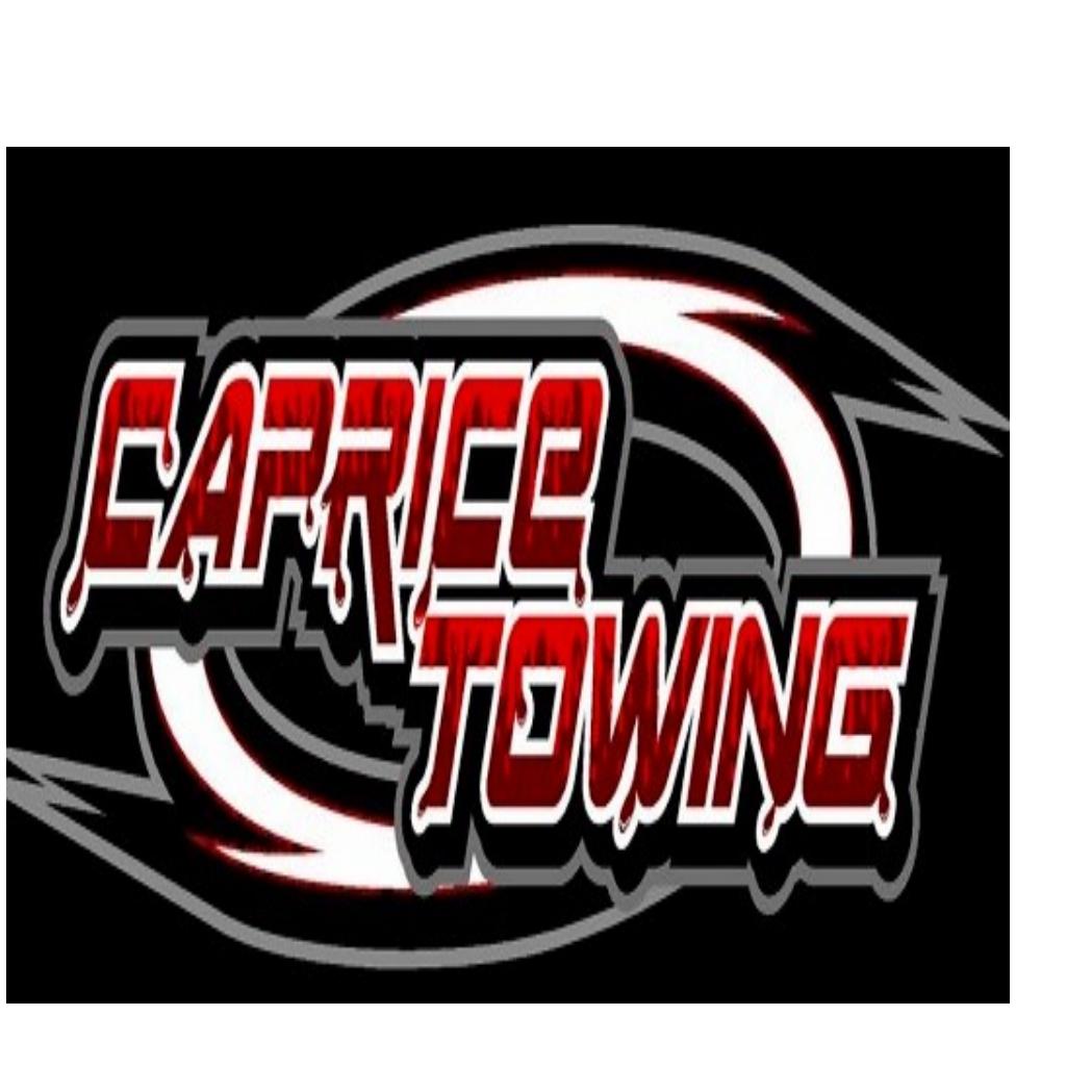 Caprice Towing logo