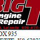 Big T's Engine and Repair LLC logo