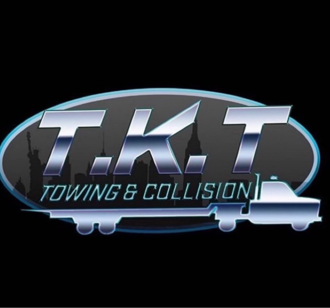 TKT Towing & Collision logo