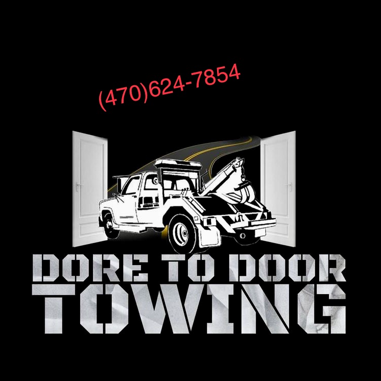 Dore to Door Towing LLC logo