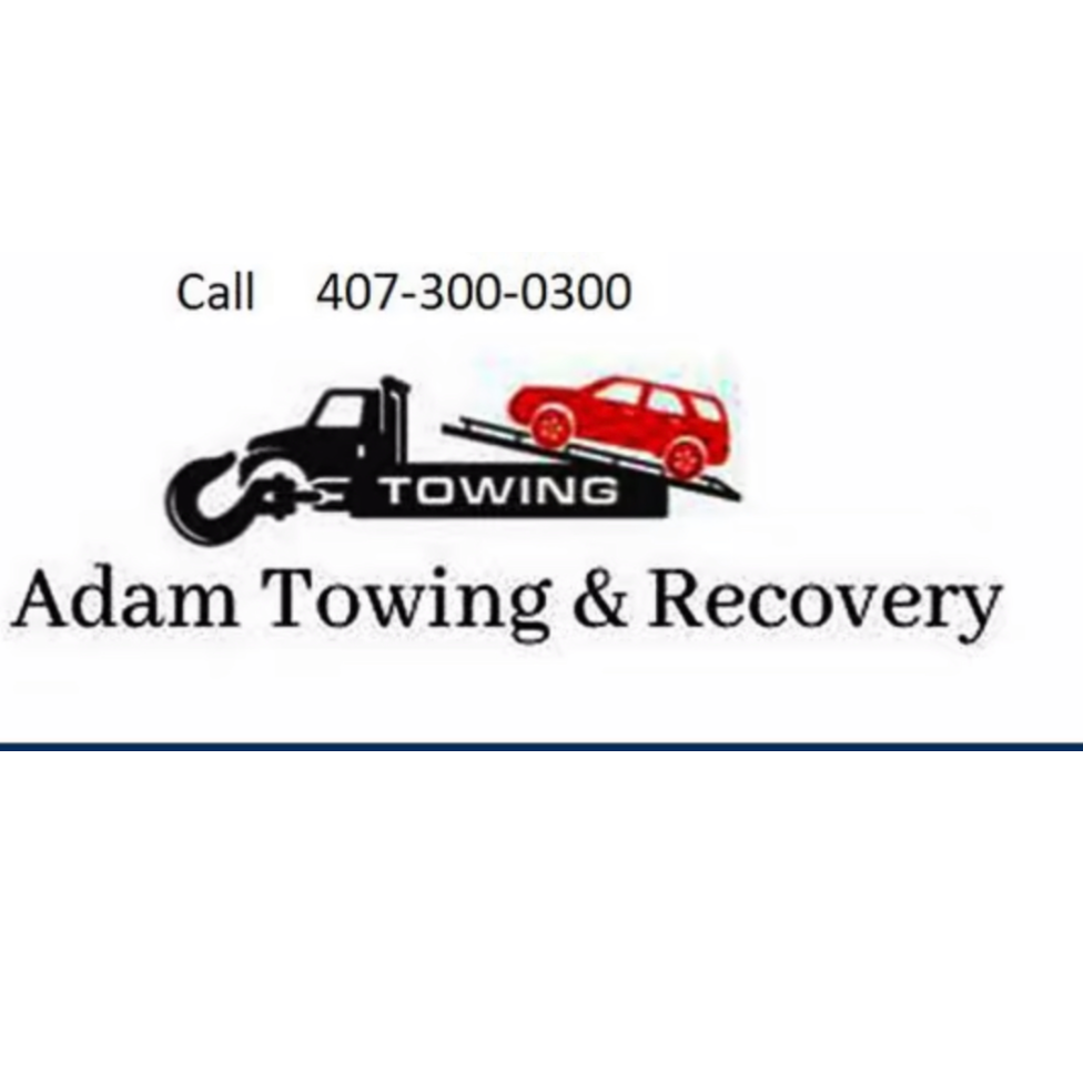 Adam Towing & Recovery  logo