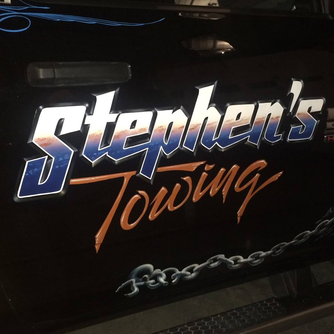 Stephen's Towing logo