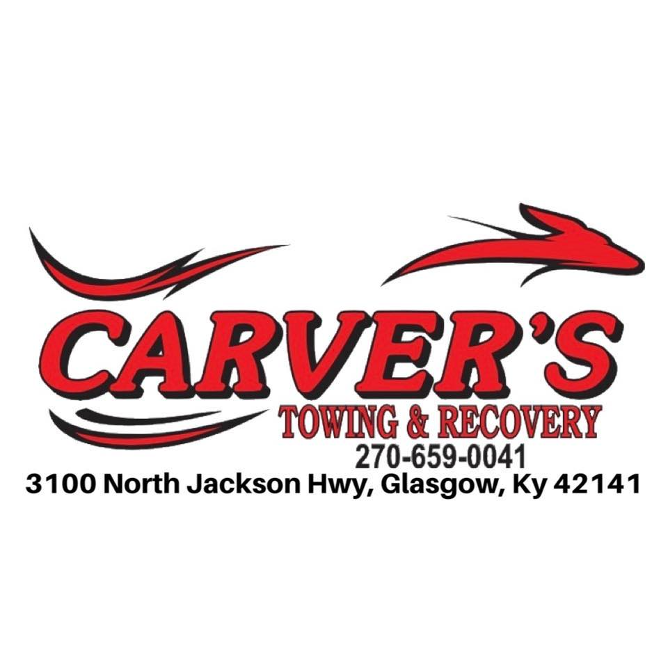 Carver's Towing and Recovery logo