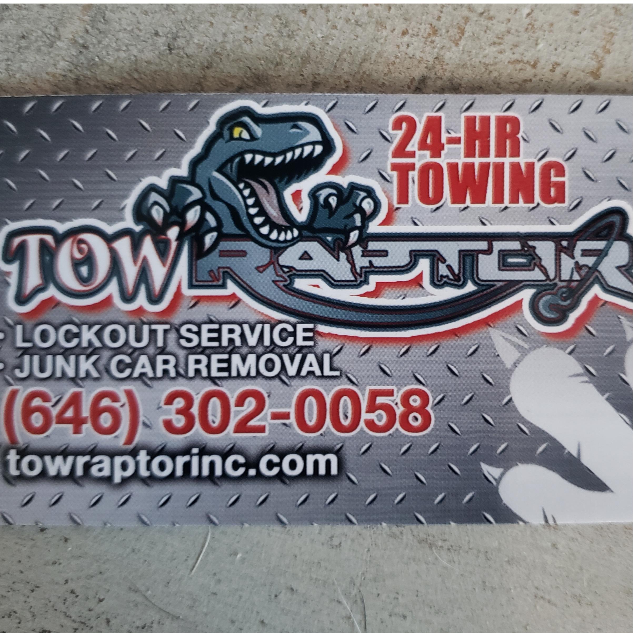 Towraptor inc logo