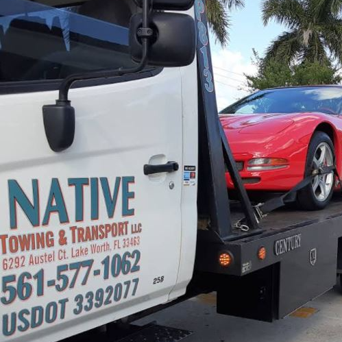 Native Towing and Transport logo