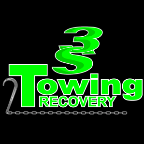 3 S Towing and Recovery logo