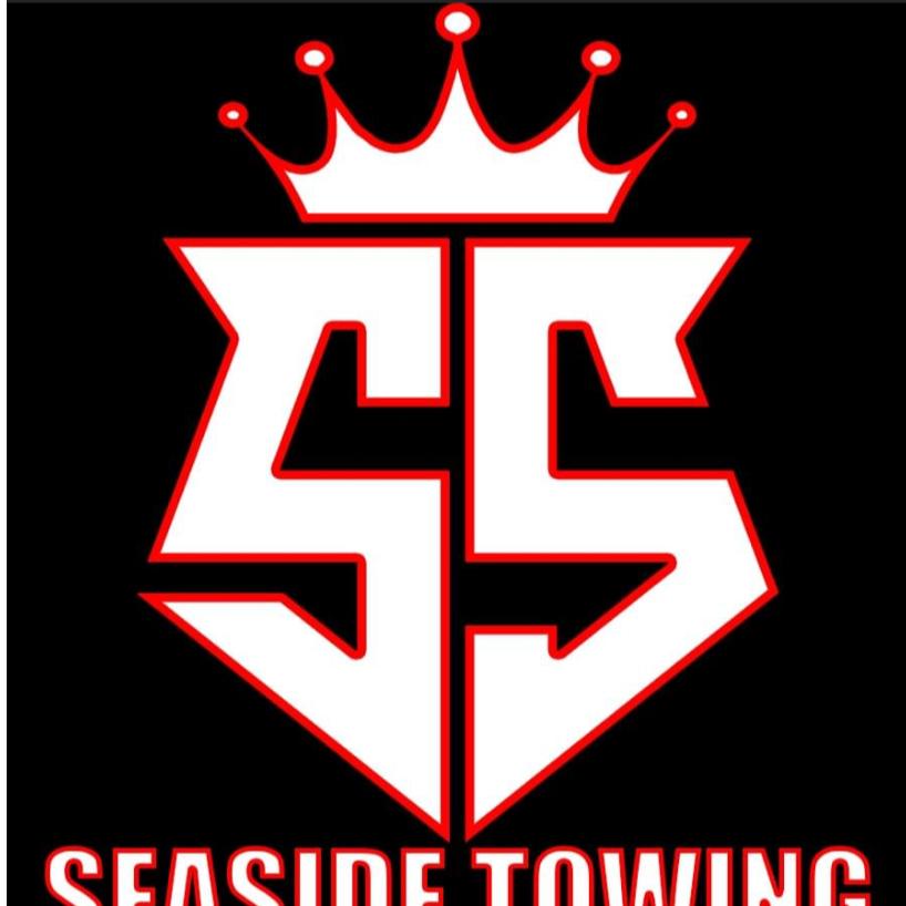 Seaside towing  logo
