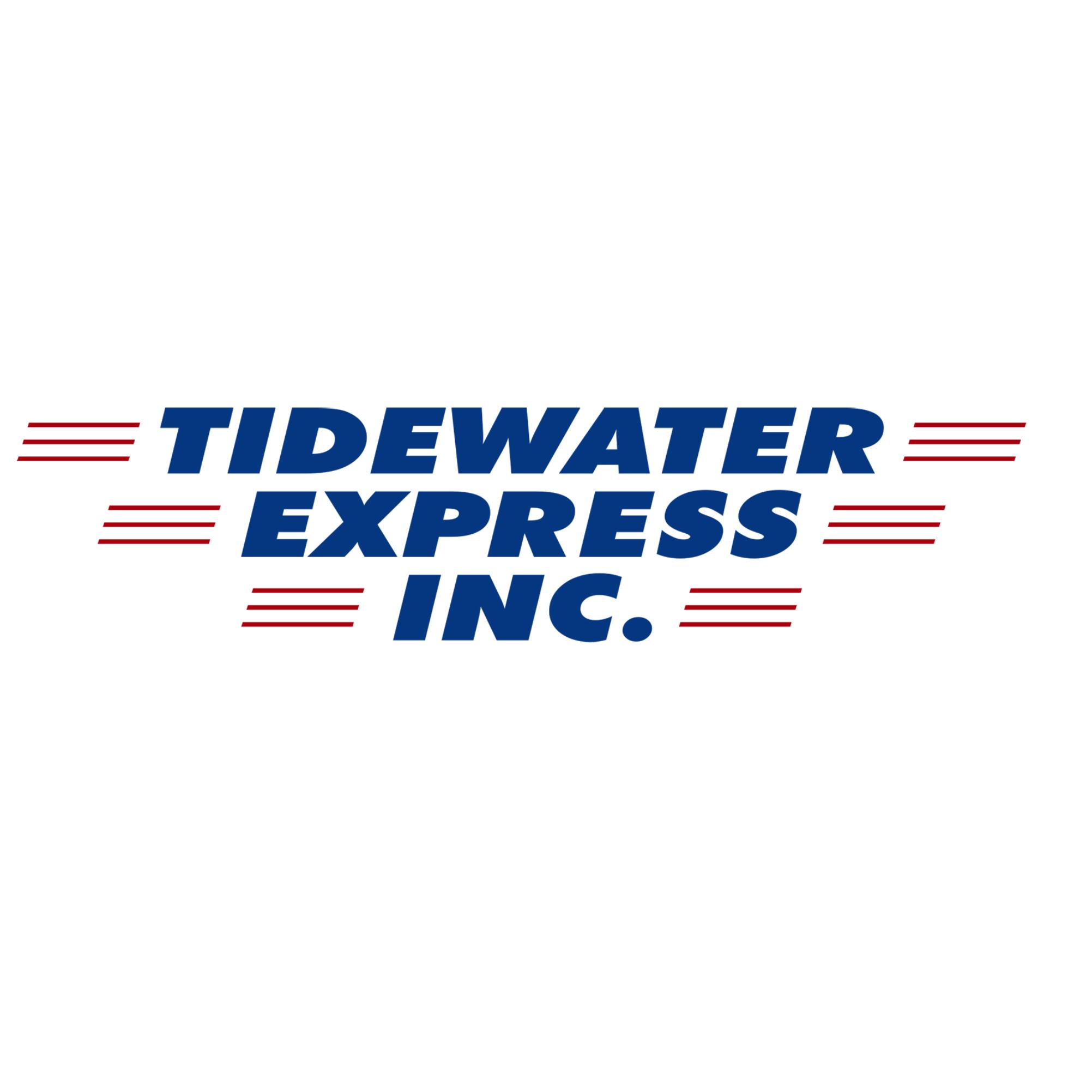 Tidewater Express Inc logo