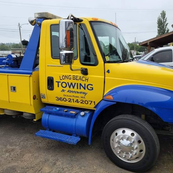 Long Beach Towing & Recovery logo