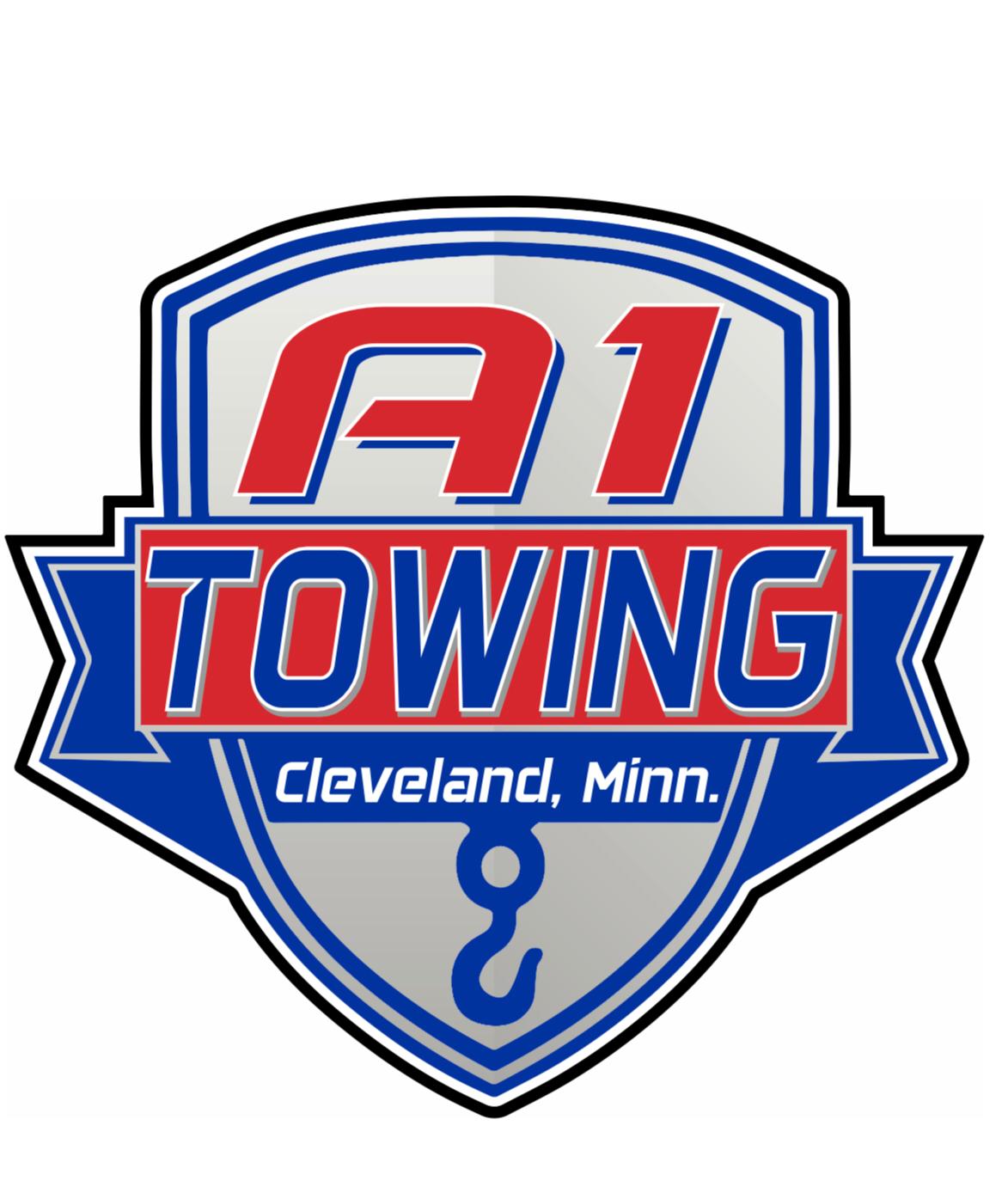 A1 Towing  logo