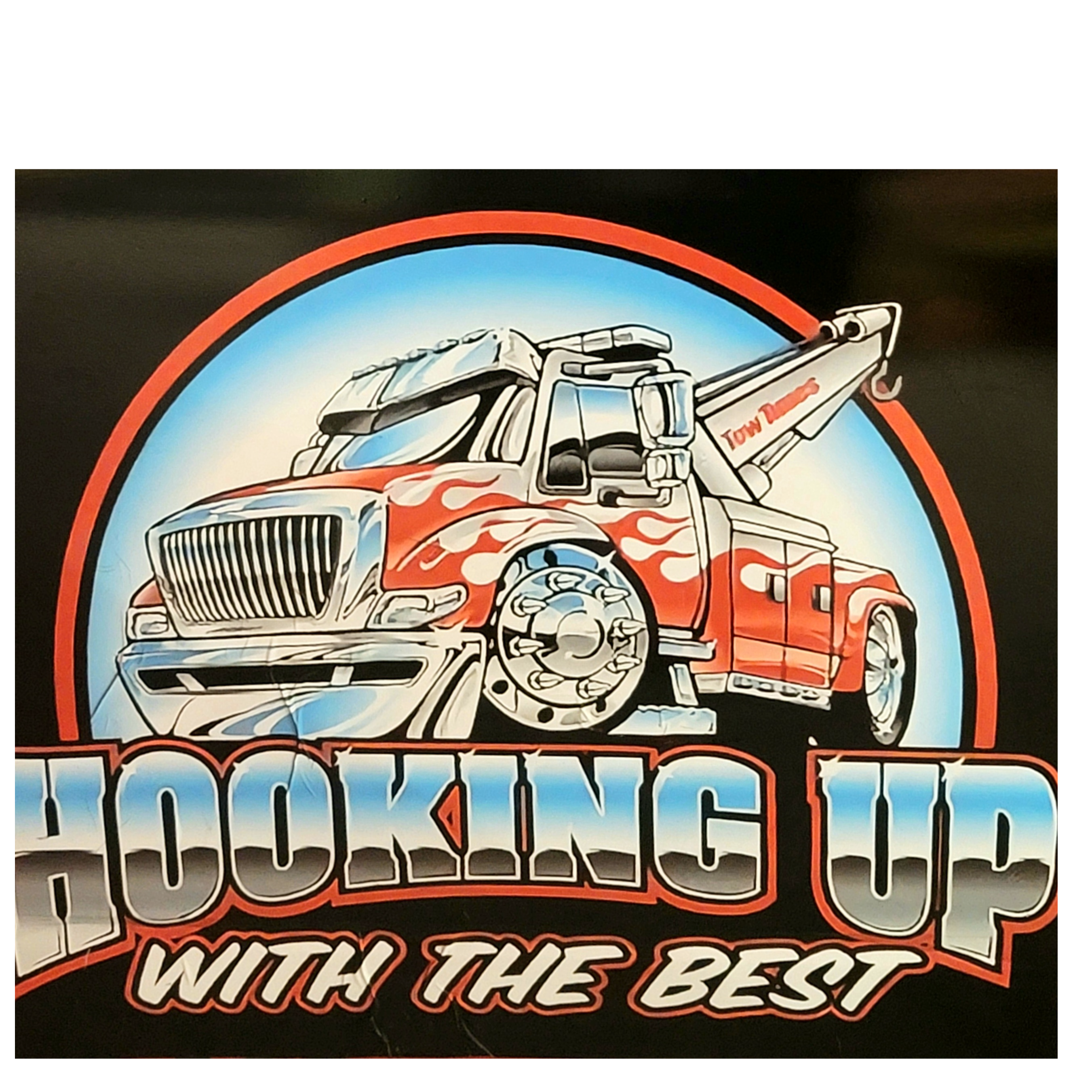 All Nations Towing and Recovery LLC logo