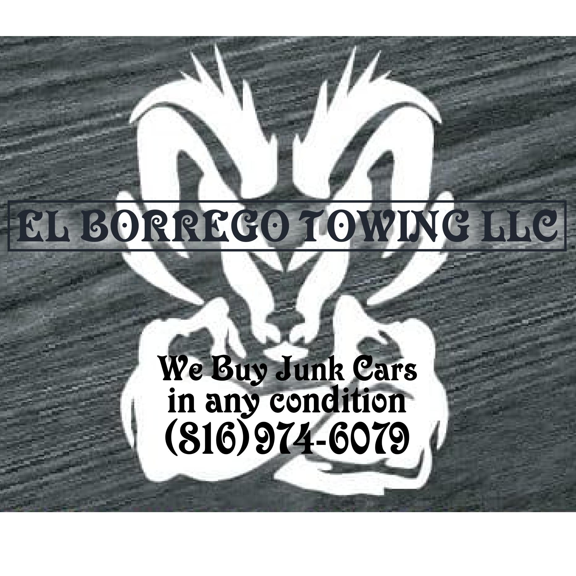 El Borrego Towing LLC  logo