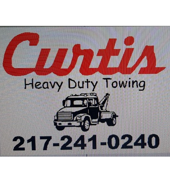 Curtis Heavy Duty Towing logo