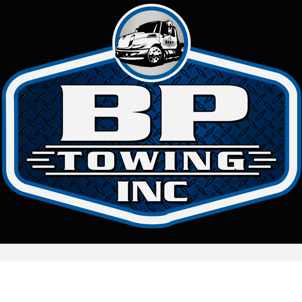 B&P TOWING INC logo