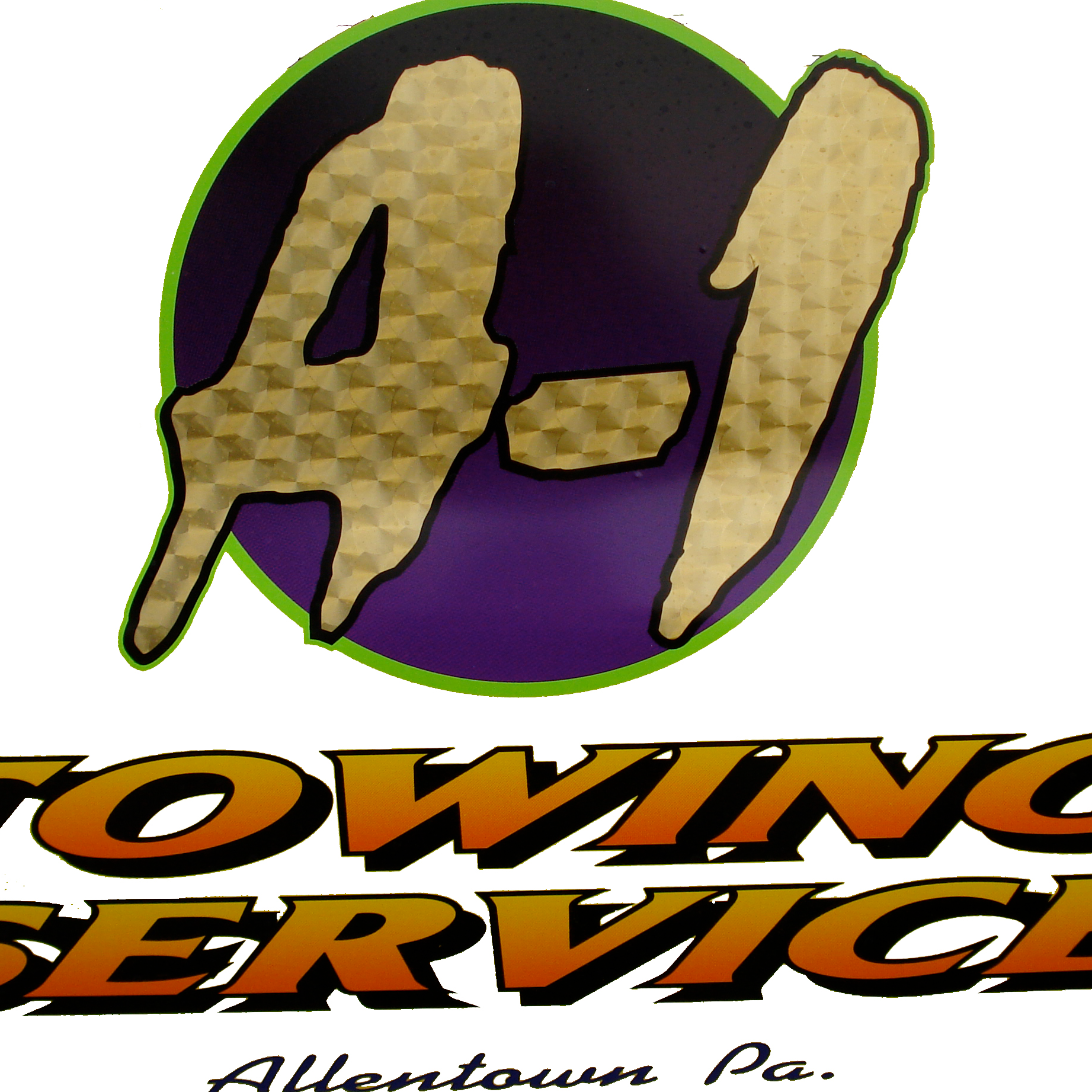 A-1 Towing Service logo