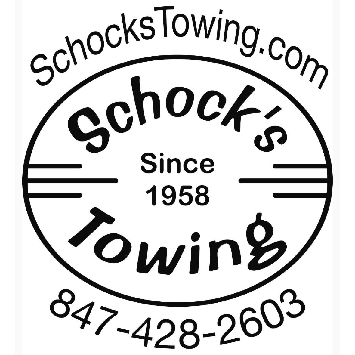 Schock's Towing Service Inc. logo