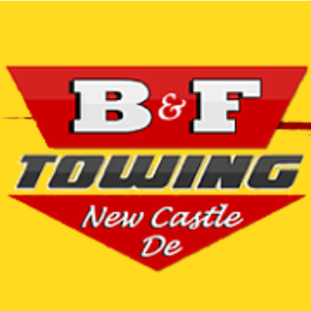 B & F Towing Co. logo