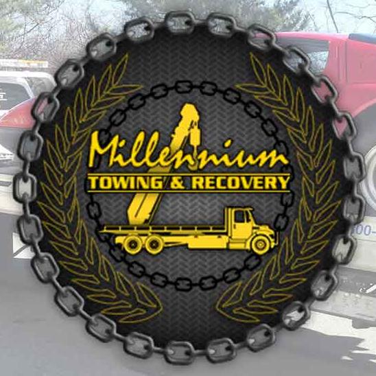 Millennium Towing logo