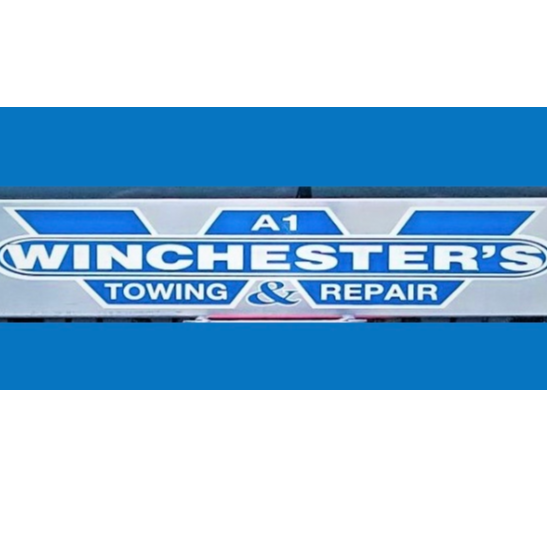 A1 Winchester Towing & Repair logo
