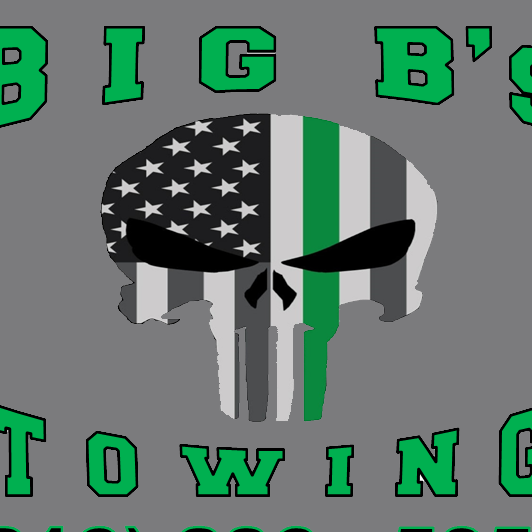 Big B'S Towing logo