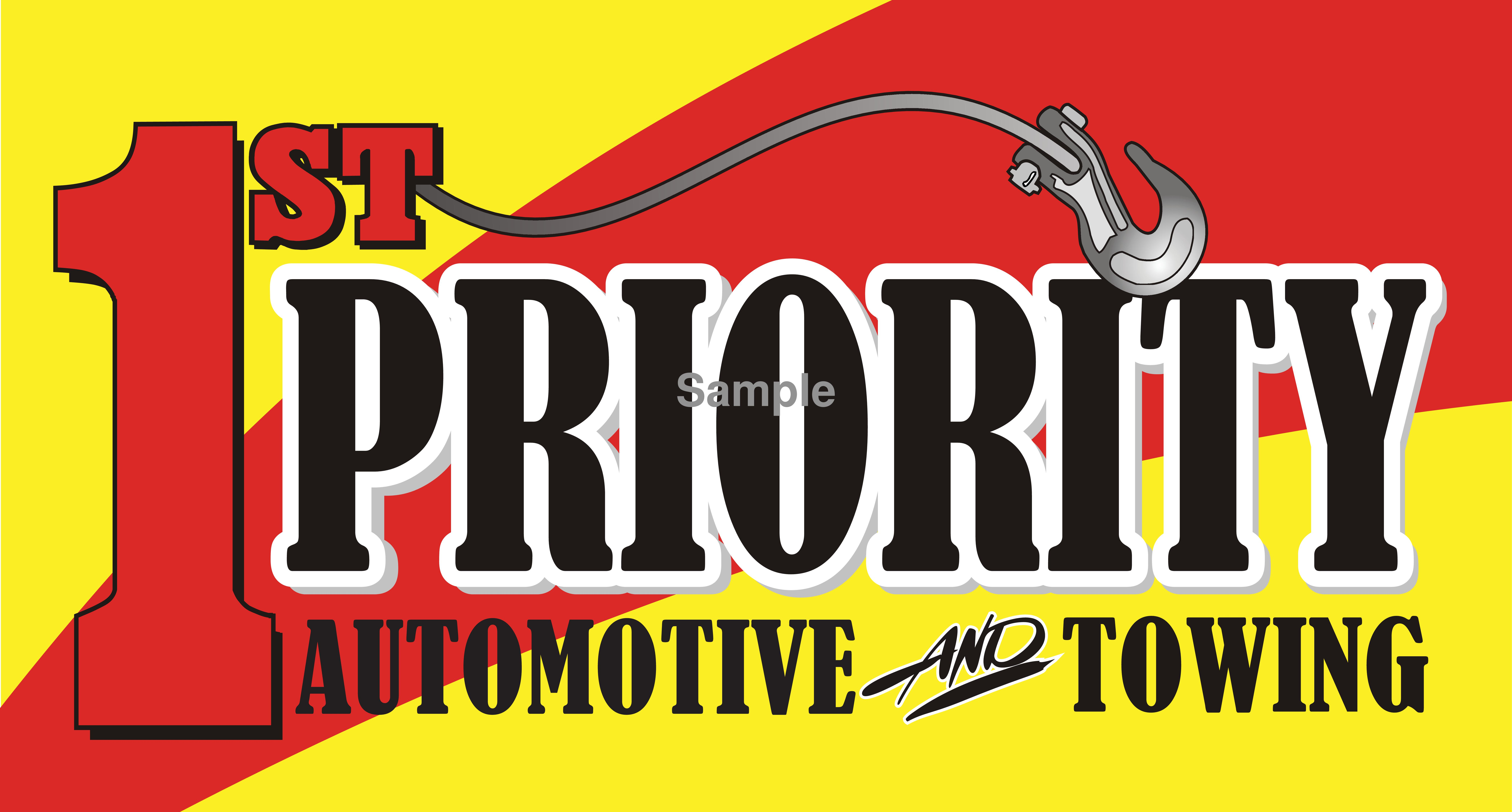 1st Priority Automotive & Towing logo