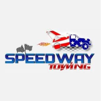 Speedway Towing logo