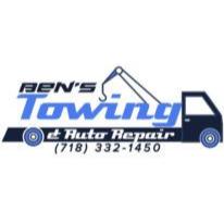 Ben's Towing & Auto Repair logo