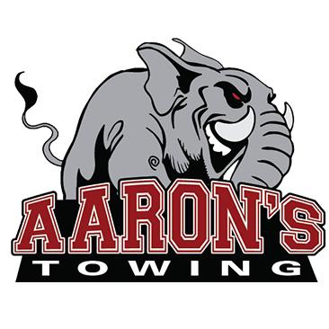 Aaron's Towing logo