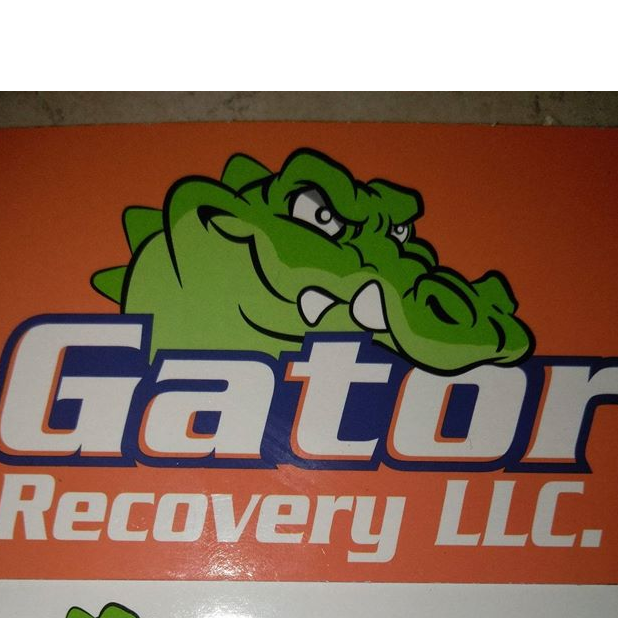 Gator Towing & Recovery logo