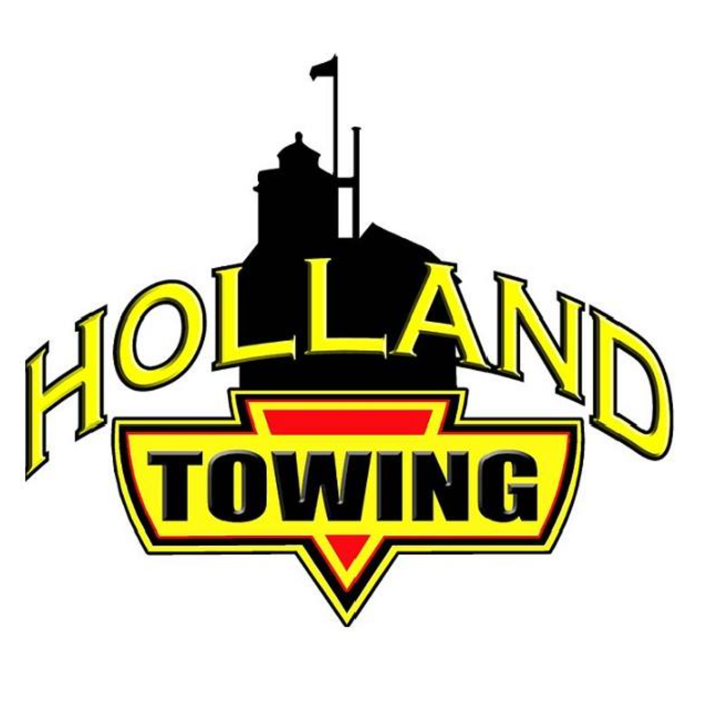 Holland Towing logo