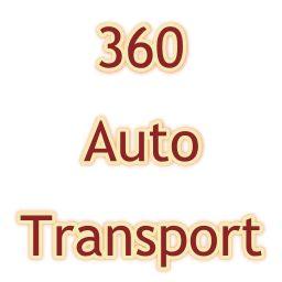 360 Auto Transport logo