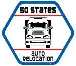 50 States Auto Relocation logo